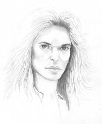 David Lee Roth by marmicminipark