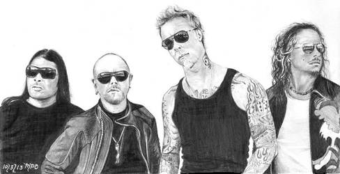 Metallica by marmicminipark