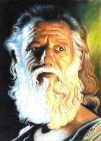 Man of Wisdom by marmicminipark