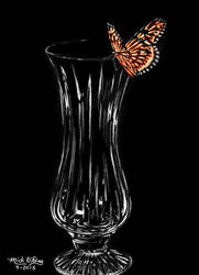 Butterfly Vase by marmicminipark