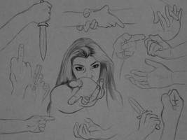Hands sketch by Iamanewuser