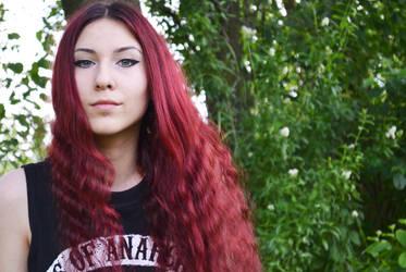 Redhead \m/ by Denisa66