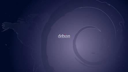 Debian Wallpaper FullHD 1080p by fernandomo