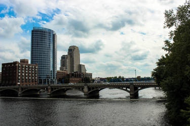 Down Grand Rapids with Grand River by alucard214