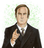 Jimmy McGill - Better Call Saul by Slatena