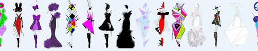 Fashion IV by viaviolet
