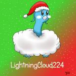 LightningCloud224's Christmas Icon by YoshiGamerGirl