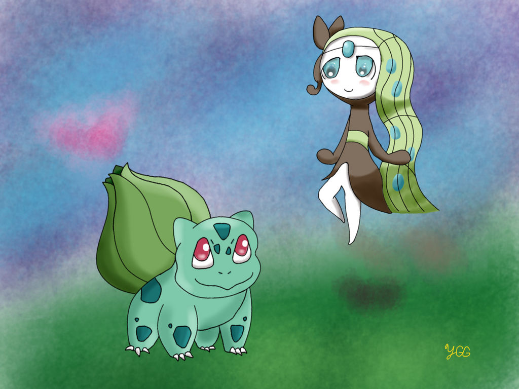 Pokemon Meloetta Yoshi Wwwtollebildcom