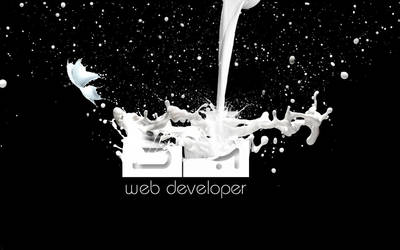 DM Web Developer Got Milk - wallpaper by Reyres