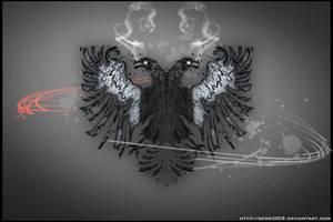 albania flag by gersi009