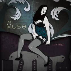The Muse by Ink-and-Sugar