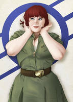 Wartime Nostalgia by Ink-and-Sugar