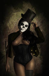 Voodoo Summoning by Ink-and-Sugar
