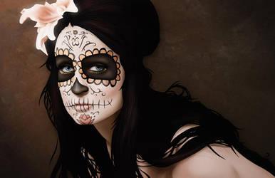 La Muerta by Ink-and-Sugar