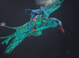 Ikrane - Avatar by iMulot