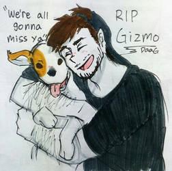 RIP Gizmo - Jacksepticeye by DaaG1604