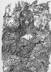 Insanity + Parasite by Biomech44