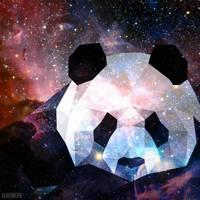 Panda by aoromore