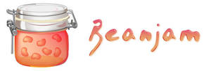 Beanjam logo by creatreedesign