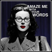 Amaze me with your words by creatreedesign