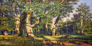 Primeval Forest - Arteet by Arteet