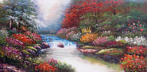 Spring Thaw - Arteet by Arteet