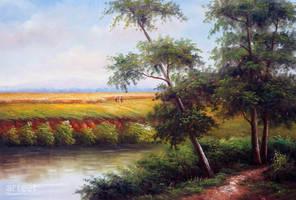 Lyme Pasture - Arteet by Arteet
