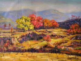 Colours of Dusk - Arteet by Arteet