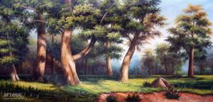 Evergreen - Arteet by Arteet
