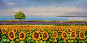 In Fields Where Daisies Grow - Arteet by Arteet