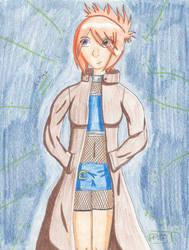 Naruto OC - Ayame-traditional- by BBsGirl