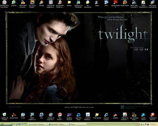 Twilight the Movie - Wallpaper by BBsGirl