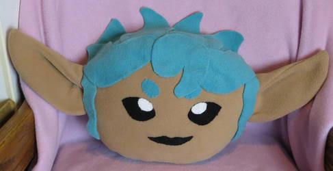Lalit OC Pillow by AmberTDD