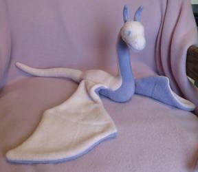 Dragon Plush Prototype by AmberTDD