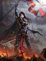 Thief  leader -reg by Liang-Xing