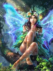 Marvelous Fairy Raili-reg by Liang-Xing