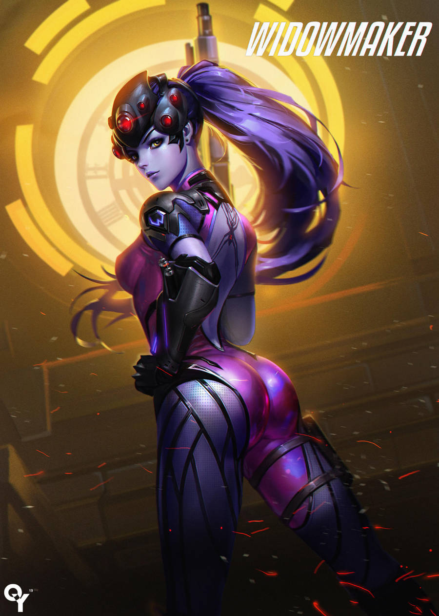 Widowmaker by Liang-Xing