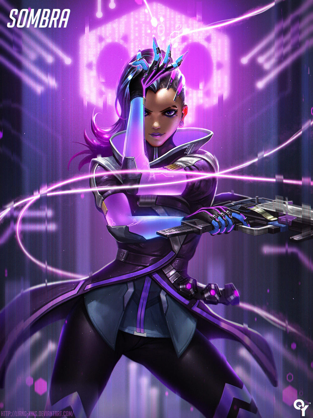 Sombra by Liang-Xing