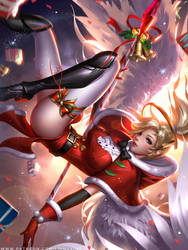 Christmas Mercy by Liang-Xing