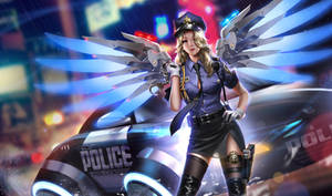 Officer Mercy by Liang-Xing