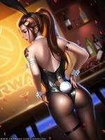 Brigitte by Liang-Xing