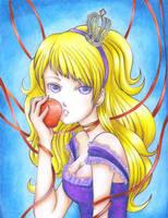 forbiden fruit by Pau-izumi