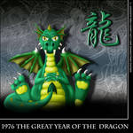 Dragon Year by selene713