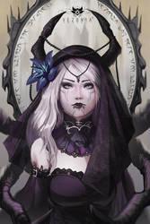 GothicGirl by VezoniaArtz