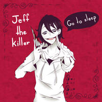 Go to sleep by Theprince1224