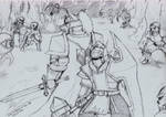 Undead Ambush by Daoraknight