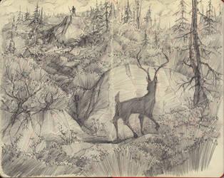 Hunting Season :( by JosephSANABRIA