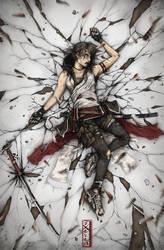 A Fallen Hawk by sXeven