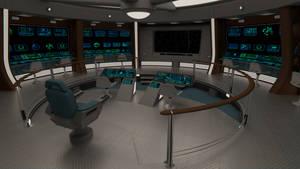 USS Nomad Bridge #2 by Rekkert
