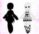 .:Adoptable Outfit Batch:.:Closed: by blussycat